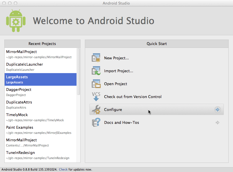 mirror android studio plugin installation guide